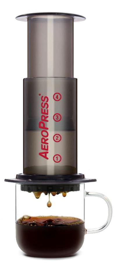 AeroPress 本体  マイクロフィルター350枚同梱
