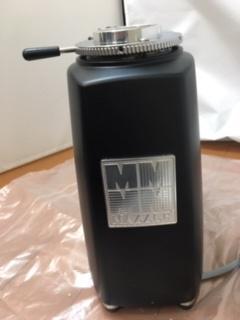 【中古品】エスプレッソグラインダー マッツァー MAZZER MINI electronic(01)