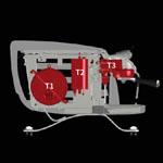 エスプレッソマシン ビクトリア VA388 BLACK EAGLE T3 TFT V 3Gr
