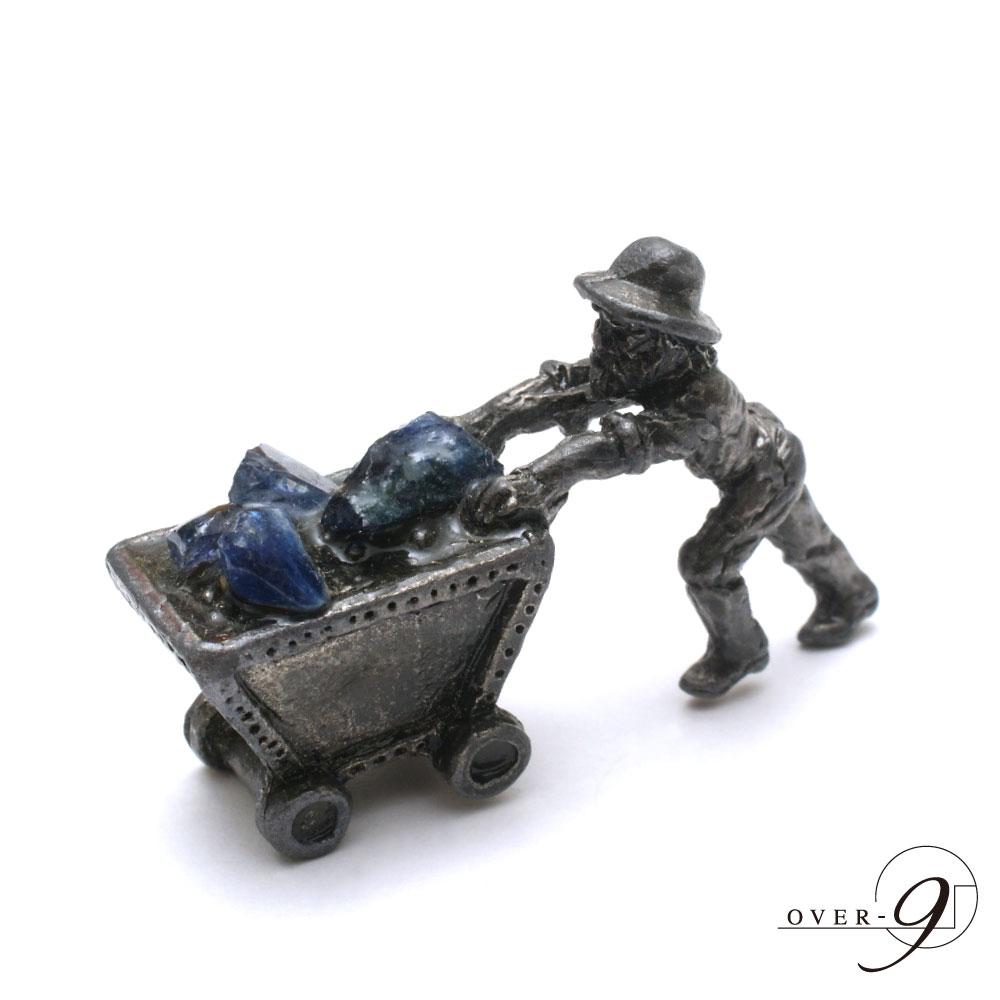 鉱夫【ベニトアイト】【メール便不可】オブジェ インテリア