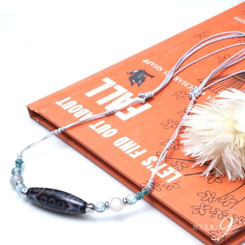 【Creative -創造力はどこまでも- 】〜二十一眼天珠ネックレス〜【メール便可】