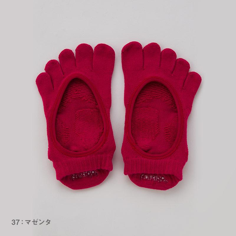 Foot arch COLOR   カバー   5本指ソックス