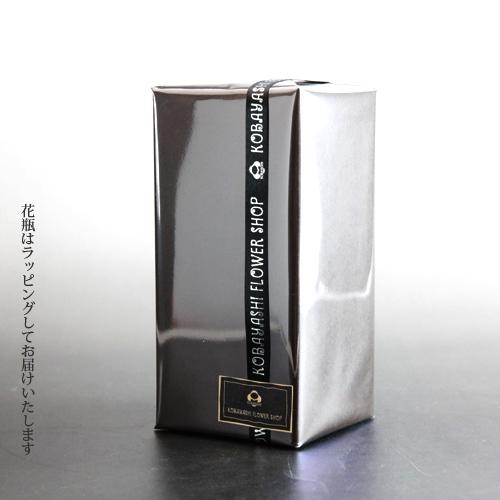クリア花瓶(L)31本〜60本用
