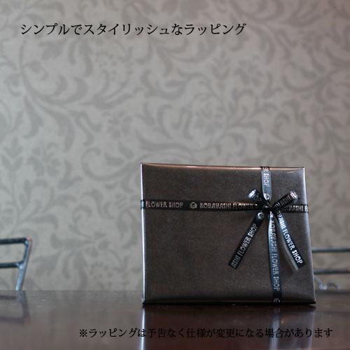 レインボーローズ プリザーブドフラワー 8角BOX