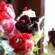 チョコレートローズ 10本の花束