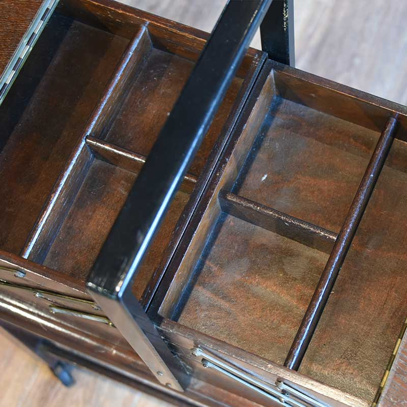 1930's Sewingbox ソーイングボックス