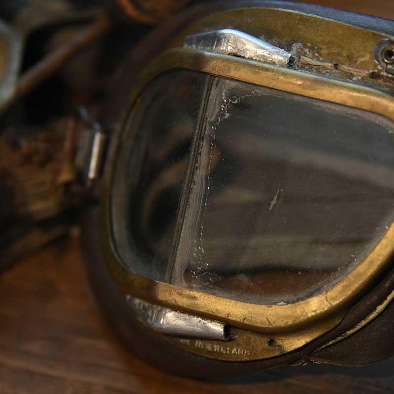 英国製 STADIUM MARK9 ヴィンテージ ゴーグル
