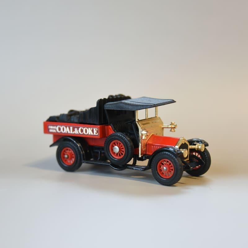 イギリス製 LESNEY MATCH BOX COAL&COKE