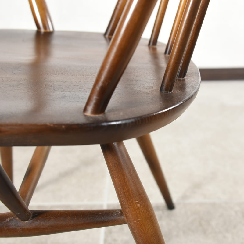 ERCOL(アーコール) クエーカーアームチェア