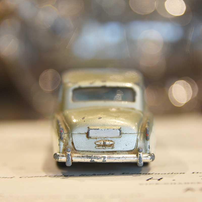 1962〜1969's DINKY TOYS ROLLS ROYCE PHANTOM V (ロールスロイス ファントム V リムジン)