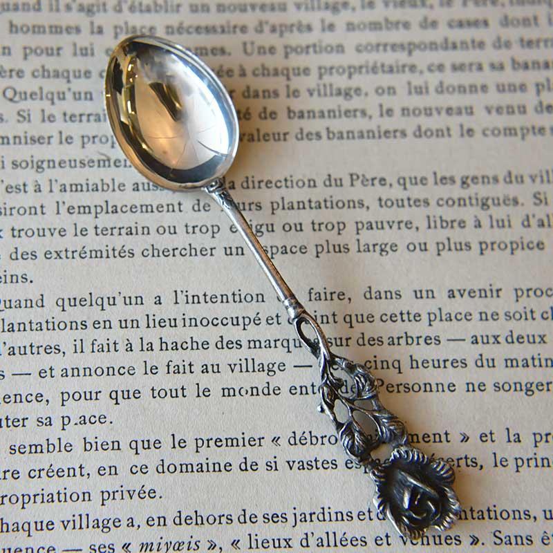 Silver ティースプーン
