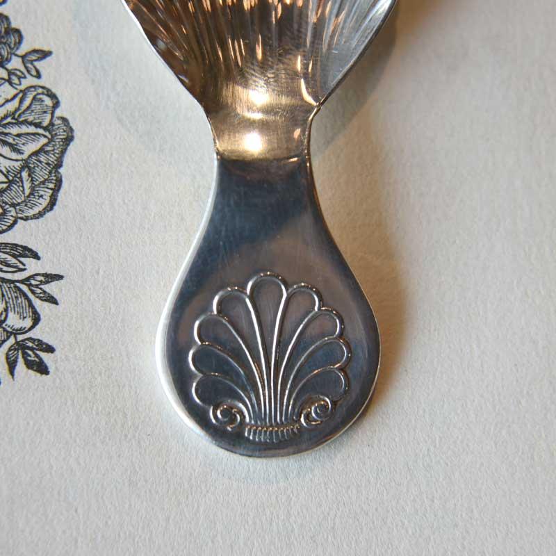 Silver925 ティーキャディースプーン