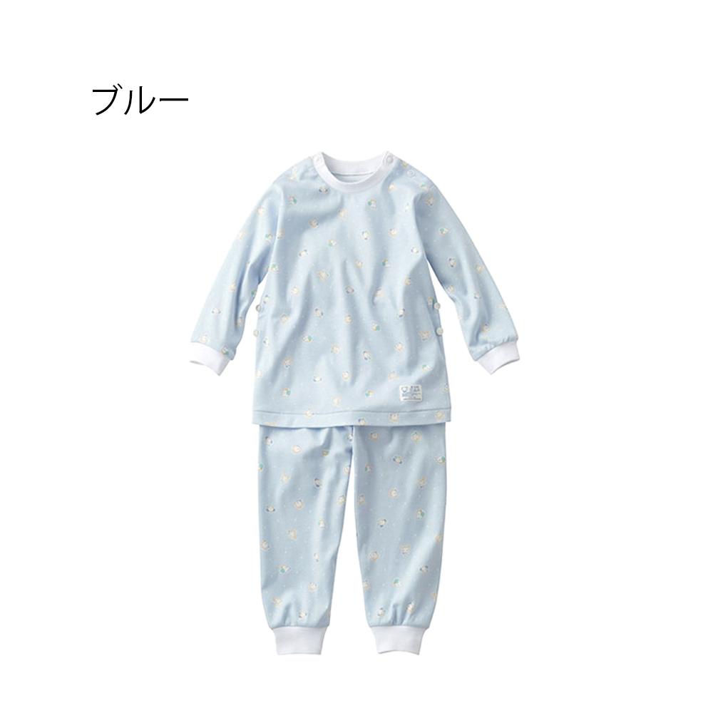 ファミリア 総柄長袖パジャマ