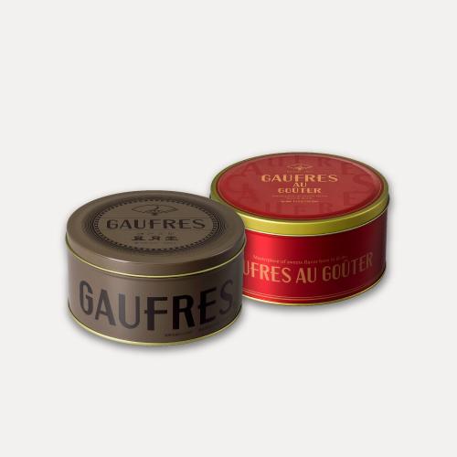 ゴーフルデュオ・グーテD30 −薄く焼き上げた生地の「ほろほろ感」とさわやかな風味を詰め合わたゴーフル