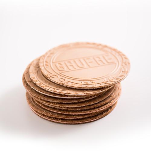 ゴーフルデュオ・グーテD50 −薄く焼き上げた生地の「ほろほろ感」とさわやかな風味を詰め合わたゴーフル