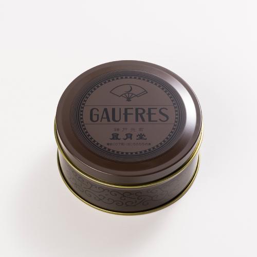 ミニゴーフル  専用オリジナル袋付き −通常サイズのゴーフル缶がミニサイズ