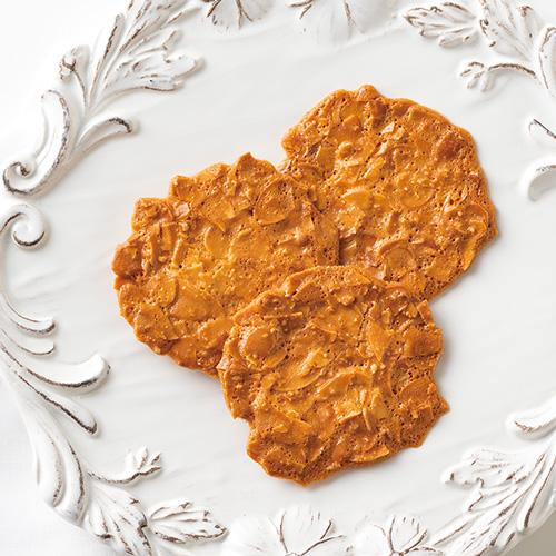【アーモンドとマカダミアナッツのクッキー】ドリカポD6BN 8枚