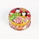 ひな祭り ミニゴーフル  −お内裏様とお雛様をデザインしたミニゴーフル