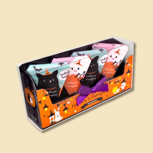 ハロウズパンプキン G5B -可愛いハロウィン パッケージに入ったミルフィーユショコラ