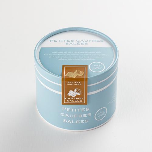 プティーゴーフル サレ6B キャラメル −クリームに塩を使用した新しい風味