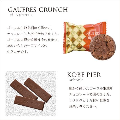 ゴーフルセットWG25 -ゴーフルをはじめ各種クッキーを詰め合せたギフト