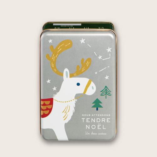 クリスマス ミニドリカポD5SH -アーモンドをふんだんに使ったクッキー