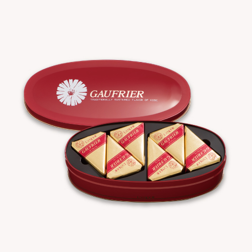 ゴーフレールG20 -サクサクとした軽い食感のミルフィーユショコラ