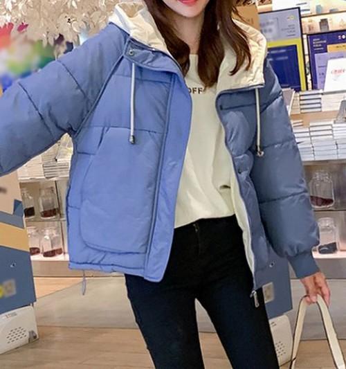 ダウンジャケット 中綿ジャケット ダウンコート レディース ブルゾン フード付き 防寒 防風  軽い 暖かい 19alj100xyz