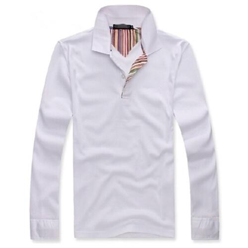 【送料無料】 ポロシャツ ユニセックス 長袖 18amt05xyz