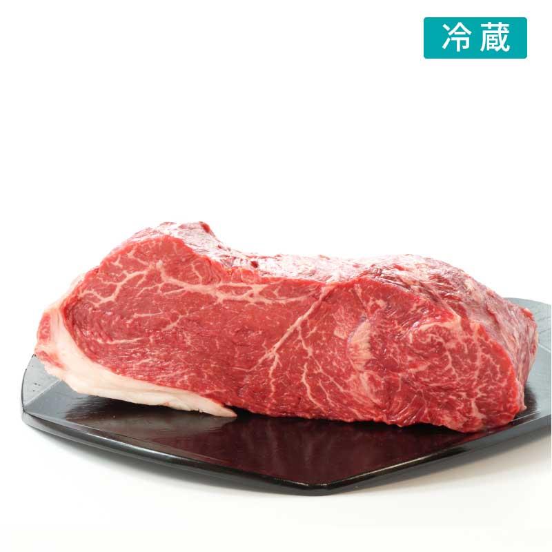■神戸牛■神戸牛モモ ローストビーフ用ブロック肉 【シンプルな料理は素材が決め手 パーティーの主役は神戸牛】(冷蔵)
