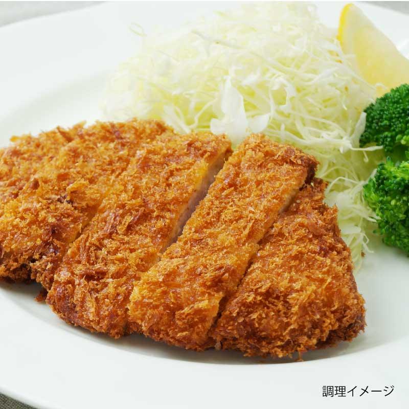 [おそうざい]神戸森谷の豚とんかつ【行列ができる店 神戸元町森谷のサクサク衣のトンカツ 】(冷凍)