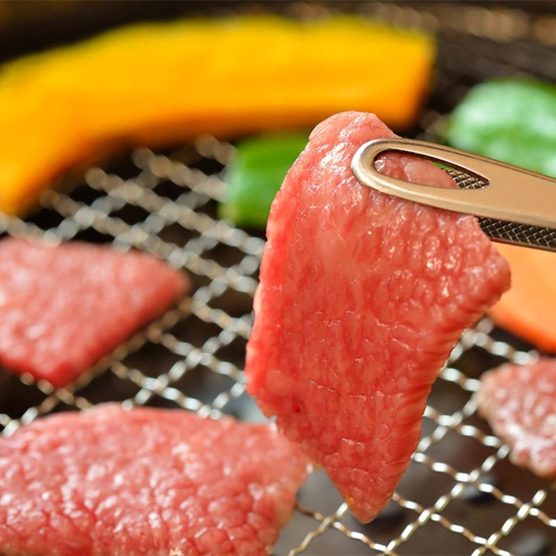 ■神戸牛■モモ焼肉【これが赤身?と思わず疑ってしまうほどサシが入りジューシーな焼肉です。】(冷蔵)