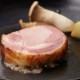 本造り城山ロースハム2本入(木箱) 【丁寧に作られた本物の味 城山ハムはステーキでたっぷりどうぞ】(冷蔵)