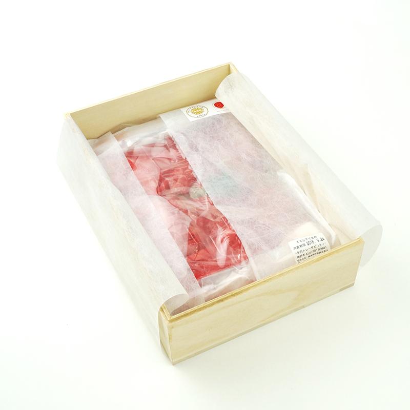 《ギフト包装》木箱+風呂敷
