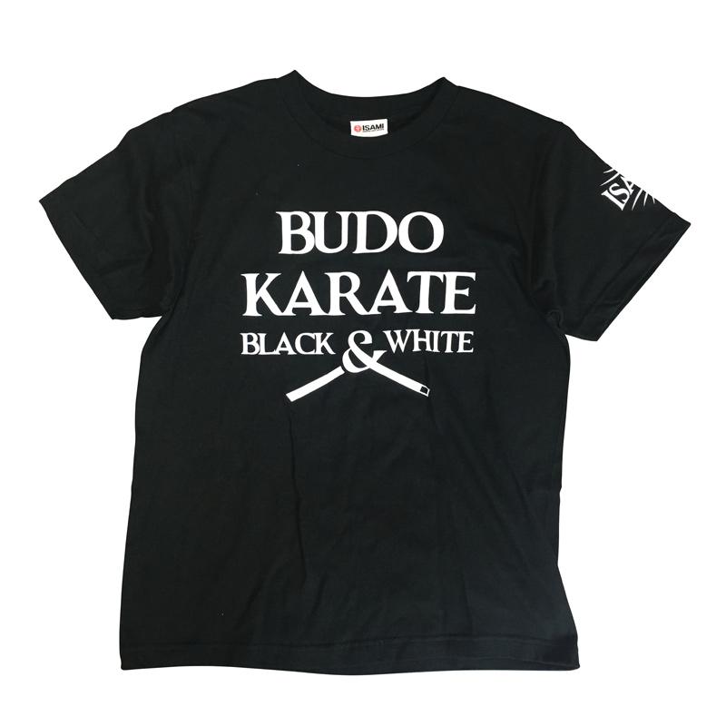 KT-03 ブラック&ホワイト Tシャツ
