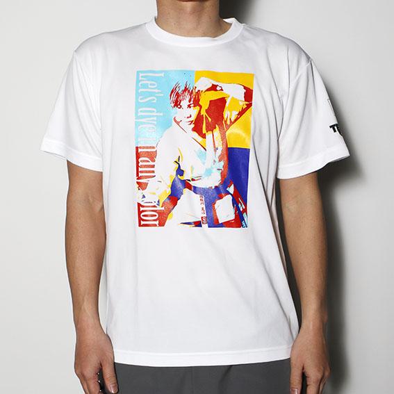 TENSHIN×KARATE Tシャツ カラフル