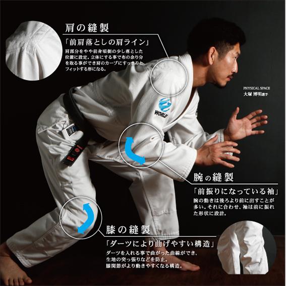 JJ-3D 3D柔術着