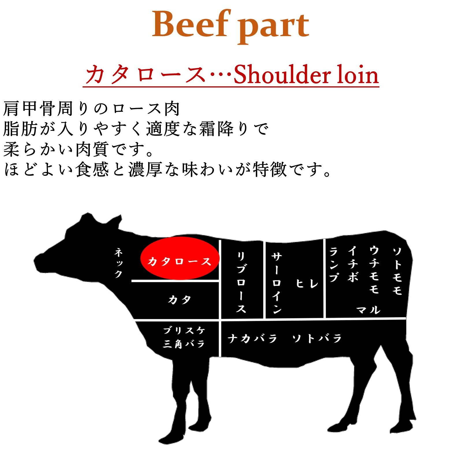 氷温熟成 黒毛和牛焼肉用 肩ロース肉150g×2