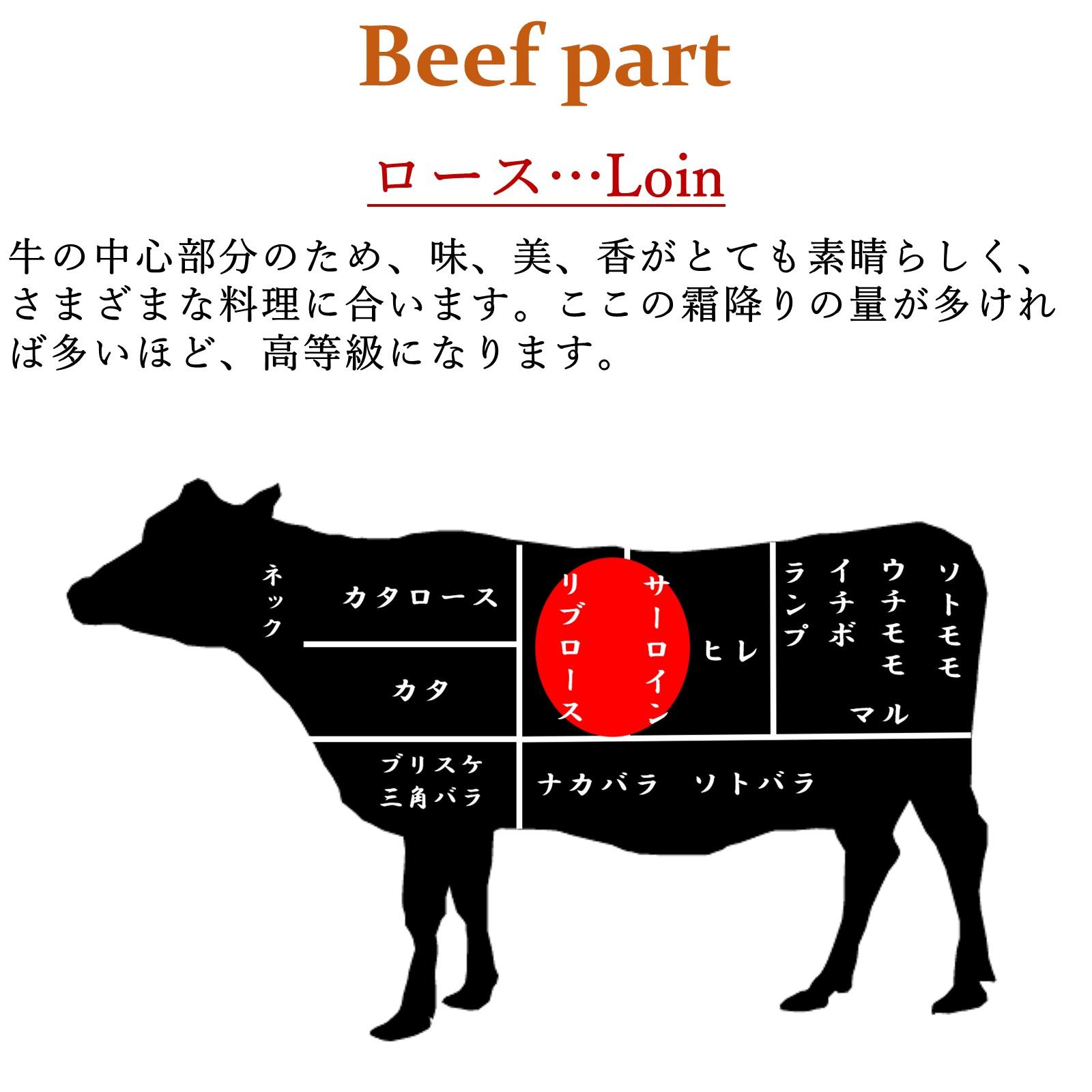 氷温熟成 黒毛和牛ロースステーキ
