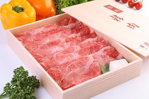 002神戸牛すき焼き肉500g(特製割り下付き)