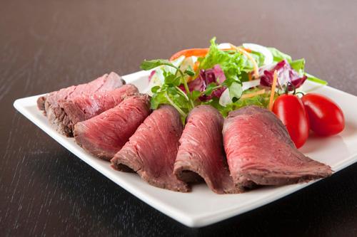 004神戸牛味わいローストビーフブロックでお届け250g【自家製のローストビーフのタレ付き】