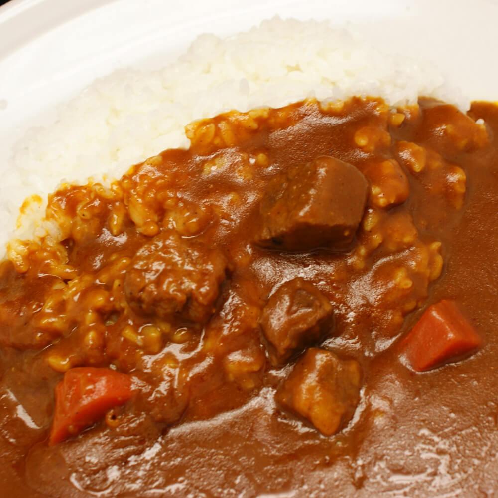 ますだ製麺 五島牛カレーセット