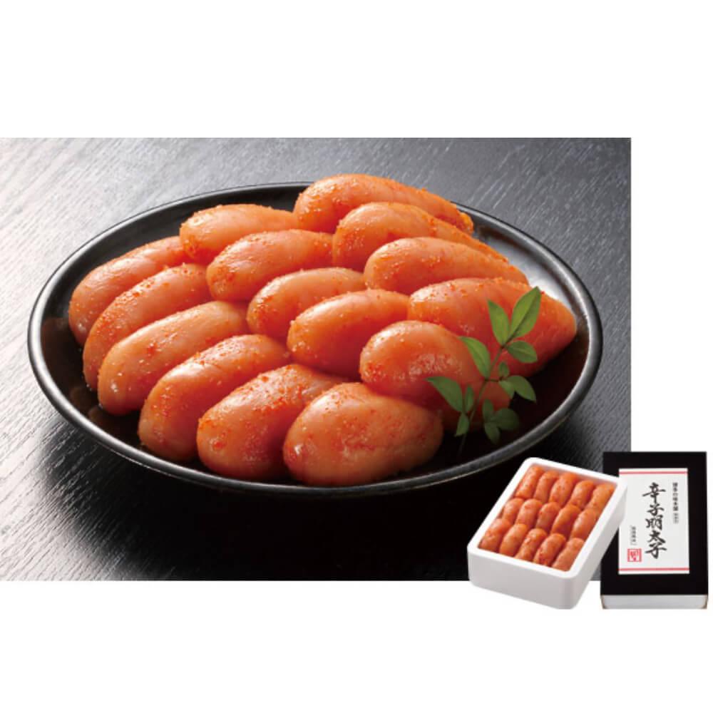 博多の味本舗 辛子明太子(低温熟成・無着色)500g