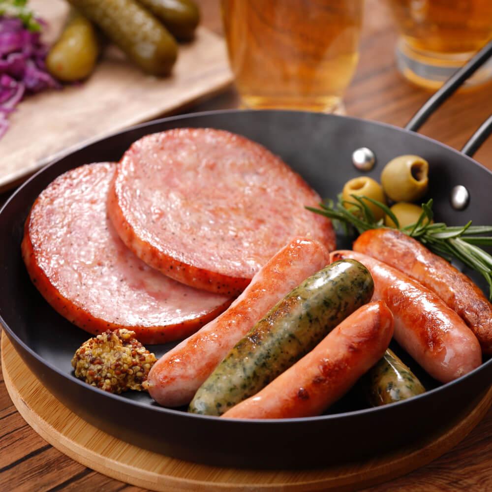 みやこハム <豊の味都>大分県産豚肉使用ギフト