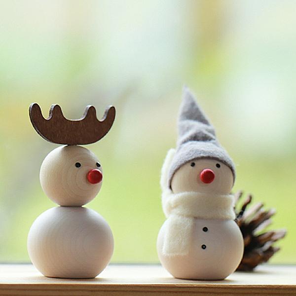 aarikka (アアリッカ) 赤鼻トナカイ 北欧雑貨/日本正規代理店品/北欧/インテリア/クリスマス