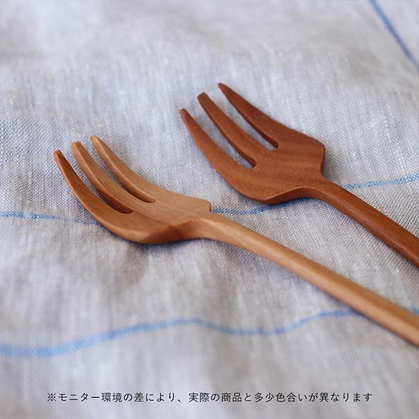 木のフォーク 【メール便】