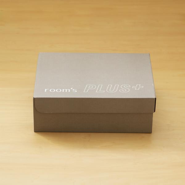 room's PLUS (ルームズプラス) メッシュタイプ (サンダル/スリッパ) M/L グレー