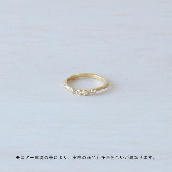 Enamel (エナメル) リング 50/52 リリー ゴールド【メール便】
