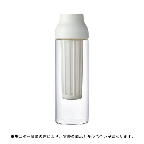 KINTO (キントー) CAPSULE コールドブリューカラフェ 1L ホワイト ジャグ/水出し/耐熱ガラス