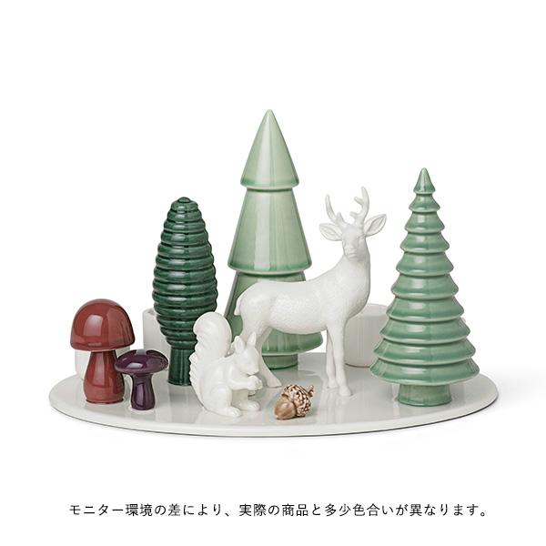 dottir (ドティエ) Winter Stories ウッドランド/キャンドルホルダー 北欧/インテリア/クリスマス【送料無料】